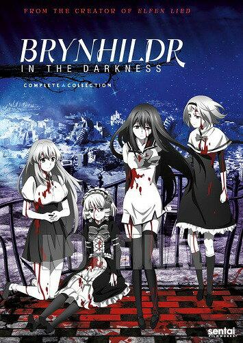 極黒のブリュンヒルデ■北米版DVD■全13話+OVA収録