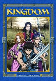 キングダム 第2期■北米版DVD■全39話収録 原泰久