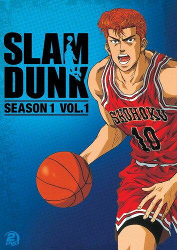 SLAM DUNK Vol.1■北米版DVD■1話〜14話収録 スラムダンク