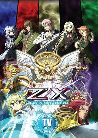 Z/X IGNITION■北米版DVD■全12話収録 ゼクス イグニッション