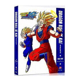 ドラゴンボール改 魔人ブウ編 Part1 北米版DVD 99〜121話収録