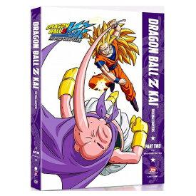 ドラゴンボール改 魔人ブウ編 Part2 北米版DVD 122〜144話収録