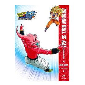 ドラゴンボール改 魔人ブウ編 Part3 北米版DVD 145〜167話収録
