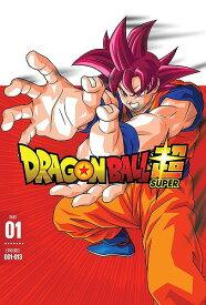 ドラゴンボール超 Part1 北米版DVD 1〜13話収録