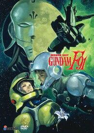 機動戦士ガンダムF91 劇場版 北米版DVD