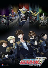 新機動戦記ガンダムW Endless Waltz OVA+劇場版+OPERATION METEOR 北米版DVD