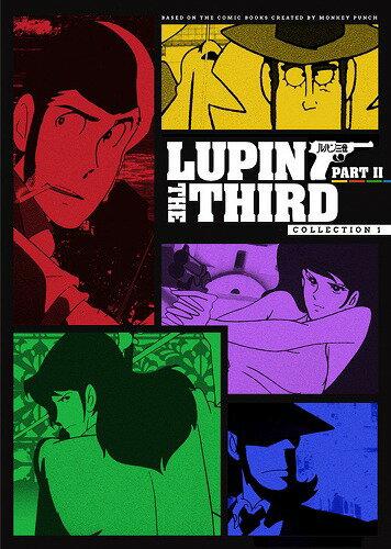 ルパン三世 (TV第2シリーズ)コレクション1■北米版DVD■1〜40話収録