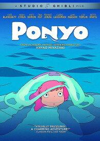 崖の上のポニョ ニューパッケージ版 北米版DVD 日本語・英語・フランス語に切り替え可能! スタジオジブリ