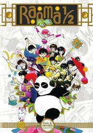 らんま1/2 OVA+劇場版 北米版DVD 全11話+劇場版全3作