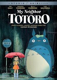 となりのトトロ ニューパッケージ版 北米版DVD 日本語・英語・フランス語に切り替え可能! スタジオジブリ