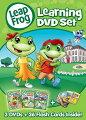 リープフロッグLeapFrog■新品DVD■DVD3枚+フラッシュカード26枚セット北米版