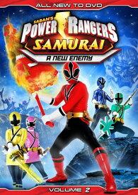 【輸入版】侍戦隊シンケンジャー Vol. 2 / Power Rangers Samurai Vol. 2: A New Enemy■北米版DVD■
