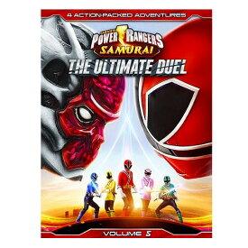【輸入版】侍戦隊シンケンジャー Vol. 5 / Power Rangers Samurai Vol. 5: The Ultimate Duel■北米版DVD■