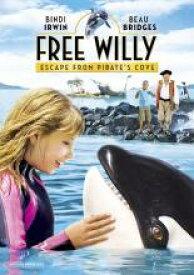【中古】DVD▼フリー・ウィリー 自由への旅立ち▽レンタル落ち