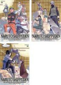 全巻セット【中古】DVD▼NARUTO ナルト 疾風伝 忍刀七人衆の章(3枚セット)1、2、3▽レンタル落ち