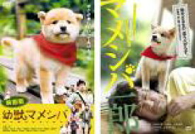 2パック【中古】DVD▼映画版 幼獣マメシバとマメシバ一郎(2枚セット)▽レンタル落ち 全2巻