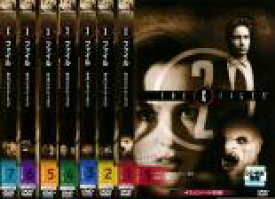 全巻セット【中古】DVD▼X−ファイル セカンド シーズン2(7枚セット)FileNo201〜FileNo225▽レンタル落ち【海外ドラマ】