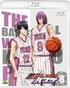 黒子のバスケ 2nd season 8【Blu-ray/アニメ】