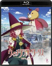 ウィッチクラフトワークス(2)〈完全生産限定版〉【Blu-ray/アニメ】