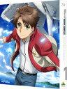 バディ・コンプレックス(1)〈完全生産限定版〉【Blu-ray/アニメ】