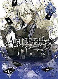 AMNESIA 第2巻〈初回限定版〉【Blu-ray/アニメ】初回出荷限定