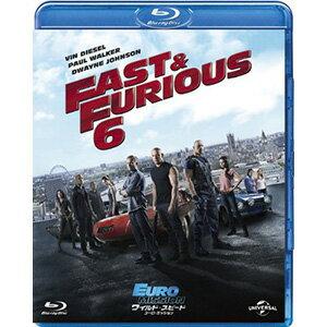 ワイルド・スピード EURO MISSION('13米)【Blu-ray/洋画アクション|サスペンス】