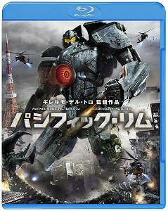パシフィック・リム('13米)【Blu-ray/洋画アクション|SF】