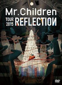 """【アウトレット品】Mr.Children/REFLECTIO""""Live&Film""""〈3枚組〉【DVD/邦楽】"""