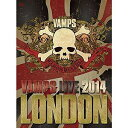 VAMPS/VAMPS LIVE 2014:LONDON〈通常盤A・2枚組〉【DVD/邦楽】