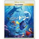 ファインディング・ドリー MovieNEX [ブルーレイ+DVD+デジタルコピー(クラウド対応)+MovieNEXワールド]【Blu-ray・キッズ/ファミリー…