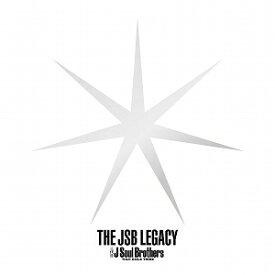 三代目 J Soul Brothers from EXILE TRIBE/THE JSB LEGACY【CD/邦楽ポップス】初回出荷限定盤(初回生産限定盤)