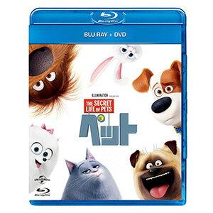 ペット ブルーレイ+DVDセット【Blu-ray・キッズ・ファミリー】【新品】