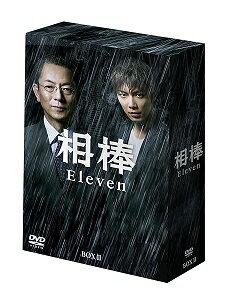 相棒 season11 DVD-BOX II〈6枚組〉【DVD/邦画警察 刑事|ドラマ】