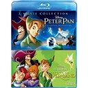 ピーター・パン&ピーター・パン2 2-Movie Collection【Blu-ray・キッズアニメ】【新品】