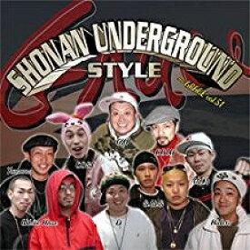 【アウトレット品】Shonan Underground Style Grace vol.51【CD/J−POP】