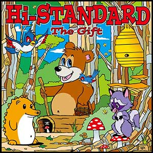 Hi-STANDARD/THE GIFT【CD・J-POP】【新品】