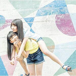 乃木坂46/逃げ水(Type A)(DVD付)【CD・J-POP】【新品】