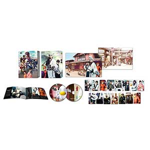 銀魂 DVD プレミアム・エディション(初回仕様/2枚組)【DVD・邦画コメディ】【新品】