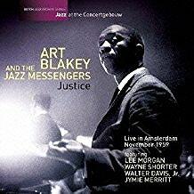 アート・ブレイキー&ジャズ・メッセンジャーズ/アムステルダム・コンサート1959【CD/ジャズ&フュージョン】
