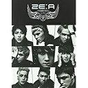 ZE:A/PHOENIX(Type-A) 初回出荷限定盤【CD/韓国・中国系歌手】