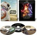 スター・ウォーズ/フォースの覚醒 MovieNEX('15米)〈初回限定版・3枚組〉【Blu-ray/洋画SF|アドベンチャー】初回出荷…