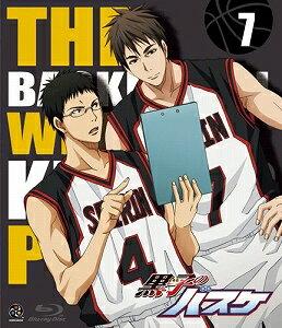 黒子のバスケ 7【Blu-ray/アニメ】
