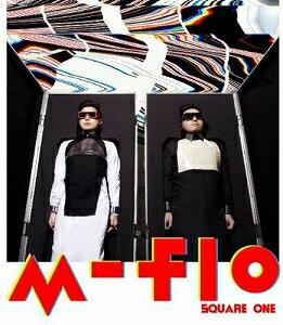 m-flo/SQUARE ONE【CD/邦楽ポップス】
