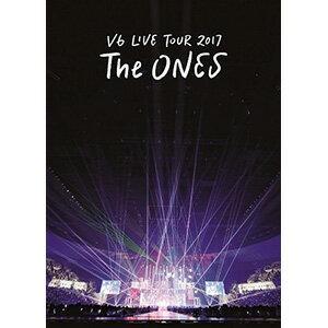 V6/LIVE TOUR 2017 The ONES DVD2枚組 通常盤【DVD・ミュージック/J-POP】【新品】