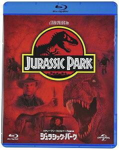 【アウトレット品】ジュラシック・パーク('93米)【Blu-ray/洋画SF|パニック|アドベンチャー】