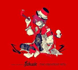 【アウトレット品】VOCALOID Fukase〜THE GREATEST HITS〜【CD/邦楽ポップス/オムニバス(その他)】初回出荷限定盤