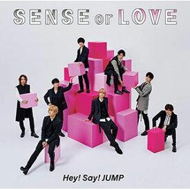 Hey!Say!JUMP/SENSE or LOVE【CD/邦楽ポップス】