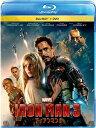 アイアンマン3 ブルーレイ+DVDセット('13米)〈2枚組〉【Blu-ray/洋画アクション|SF】