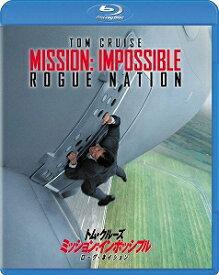 ミッション:インポッシブル ローグ・ネイション('15米)【Blu-ray/洋画アクション|スパイ】