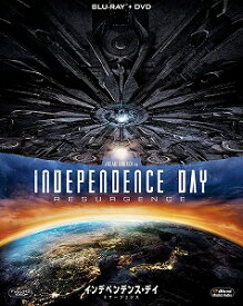インデペンデンス・デイ:リサージェンス ブルーレイ&DVD('16米)〈初回生産限定・2枚組〉【Blu-ray/洋画アクション|SF】初回出荷限定